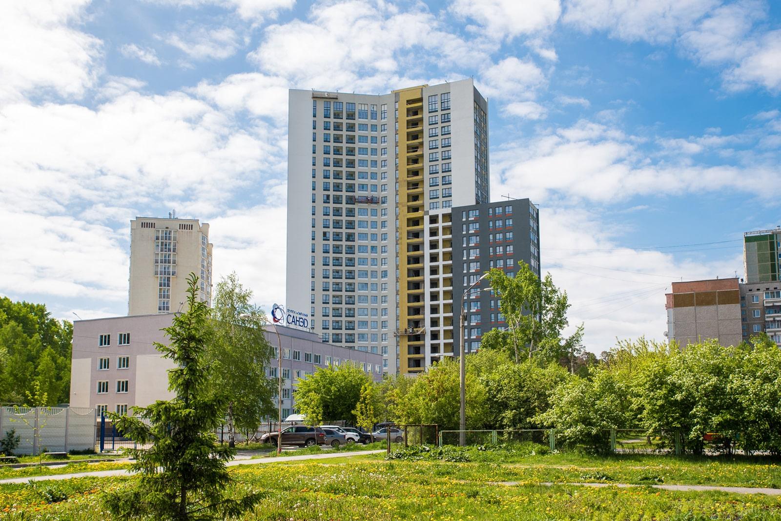 официальный сайт агентства недвижимости в Екатеринбурге